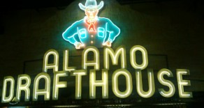 Alamo Drafthouse Near Shady Hollow?